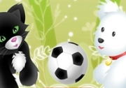 เกมส์สัตว์เลี้ยงแข่งฟุตบอล