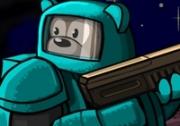 เกมส์หมีตะลุยอวกาศ