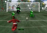 เกมส์แซนต้าเตะฟุตบอล