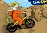 เกมส์นารูโตะปั่นจักรยานส่งราเมง
