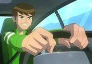 เกมส์เบ็นเท็นขับรถแข่ง