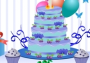 เกมส์ทำเค้กเซอร์ไพร์วันเกิดคุณแม่