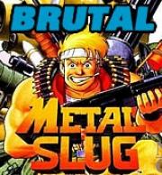 เกมส์แรมโบ้3 metal slug brutal 3