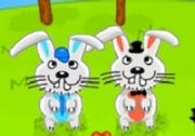 เกมส์จับกระต่ายตัวแสบ