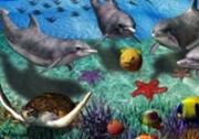 เกมส์หาปลาโลกใต้ทะเล
