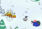 เกมส์ยิงป้องกันทะลุหิมะ