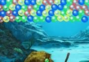 เกมส์จับคู่ฟองสบู่น้ำทะเลลึก