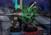 เกมส์ต่อสู้ปราบหลอดมืด