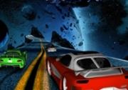 เกมส์รถแข่งถนนอวกาศ