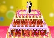 เกมส์ทำเค้กงานแต่ง