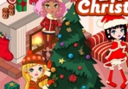 เกมส์แต่งห้องสำหรับปาร์ตี้คริสต์มาส