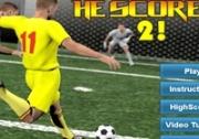 เกมส์เตะฟุตบอลทำแต้ม