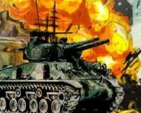 เกมส์สงครามรถทหาร