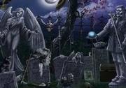เกมส์ปริศนาสุสานบ้านผีสิง