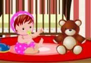 เกมส์แต่งห้องนอนเด็กทารก