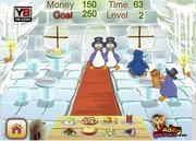 เกมส์ร้านอาหารนกเพนกวิ้น