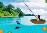 เกมส์นั่งเรือตกปลา