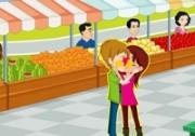 เกมส์จีบสาวกลางตลาดผลไม้