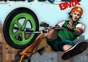เกมส์ปั่นจักรยานบีเอ็มเอ็กซ์ฟรีสไตล์