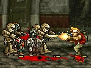 เกมส์ทหารจิ๋วสู้ซอมบี้