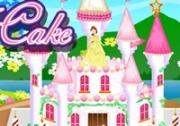 เกมส์ทำเค้กปราสาทเจ้าหญิง