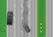 เกมส์ขับรถตู้ชนแหลก