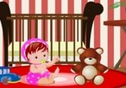 เกมส์แต่งห้องพักผ่อนเด็กทารก