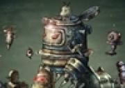 เกมส์ป้องกันหุ่นยนต์พิฆาต