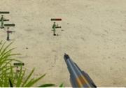 เกมส์ป้องกันทหารนักฆ่า
