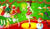 เกมส์แต่งตัววันคริสมาสต์