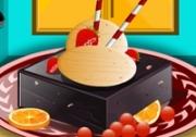 เกมส์ทำเค้กไอศกรีมบราวนี่