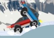 เกมส์ขับรถซิ่งตะลุยหิมะ