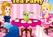 เกมส์แต่งตัวเจ้าหญิงปาร์ตี้น้ำชา