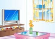 เกมส์แต่งห้องนั่งดูทีวี
