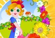 เกมส์ปลูกสวนดอกไม้