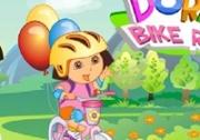 เกมส์ดอร่าปั่นจักรยานผจญภัย