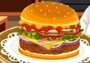 เกมส์ทำแฮมเบอร์เกอร์เลิศรส