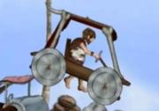เกมส์ฟลินท์สโตนขับรถบุกแดนไดโน