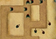 เกมส์ป้องกันหมู่บ้านจากปีศาจ