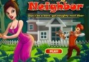 เกมส์สงครามสาวข้างบ้าน