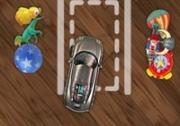 เกมส์จอดรถในเมืองของเล่น
