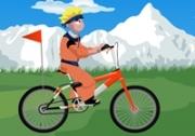 เกมส์นารูโตะปั่นจักรยาน