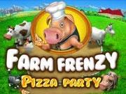 เกมส์ฟาร์ม Farm Frenzy Pizza Party