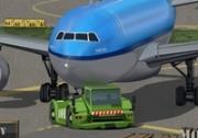 เกมส์รถลากจูงเครื่องบิน