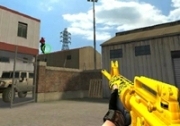 เกมส์ยิงปืนทองคำ