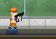 เกมส์ฮีโร่ยิงปืนล่าซอมบี้