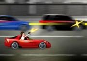 เกมส์ขับรถหนีถูกจับ