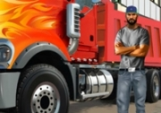 เกมส์ขับรถบรรทุกวัสดุก่อสร้าง