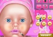 เกมส์แต่งหน้าเด็กทารก2