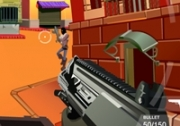 เกมส์ยิงปืนป้องกันกำแพง
